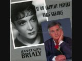 Jean-Claude Brialy - Si On Chantait Prevert