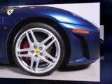 2007 Blue TDF Ferrari F430 Spider