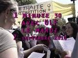 Manif retraites  7 septembre - Osez le féminisme