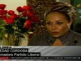 Córdoba: Pase lo que pase seguiré trabajando en pro de los retenidos