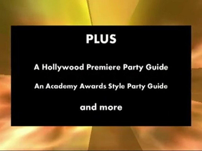 Kid Movie Party Activity Kit