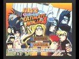 video sur naruto shippuden ultimate ninja 4: parti 1