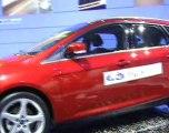 """Manifestation CGT mondial de l'automobile Paris """"CGT Ford"""""""