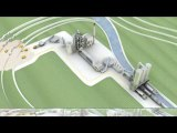 Cement manufacturing process in Lafarge's factories