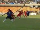 But de Mounir El Hamdaoui - Tanzanie 0-1 Maroc - 09/10/10