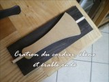 Fabrication ES-335 Lutherie Guitare