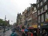Amsterdam : temps pluvieux