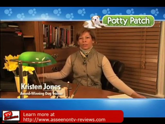 Potty Patch – Potty Training your Dogs