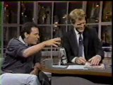 BILLY CRYSTAL ON LETTERMAN 1985