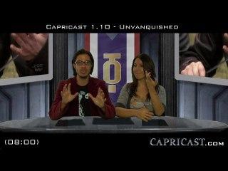 CapriCast 1.10 - Unvanquished