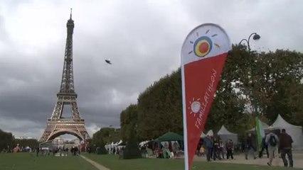 Famillathlon 2010 - Paris