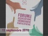 Forum des associations 2010