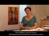 Interview de Elise Maillard (musée du Louvre)