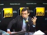 Pujadas répond à Melenchon France-info 11 10 2010