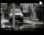 Heavy rains flood Agrigento in Sicily - no comment
