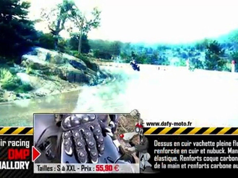 Fast Cuir WolfyDafy Du One By Vidéo All Blouson Moto Test roedCBx