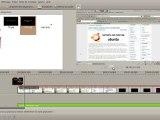 Tutoriel vidéo: Montage vidéo sur Linux (Ubuntu) avec Pitivi