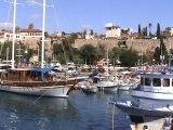 Antalya Kaleiçi Limanı - Port of Antalya Kaleici