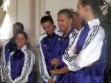 Equipe première Tarbes Gespe Bigorre 2010 - 2011