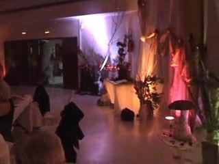 decoration mariage, decoration salle de mariage