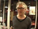 Edmo expose à la librairie salon del libro