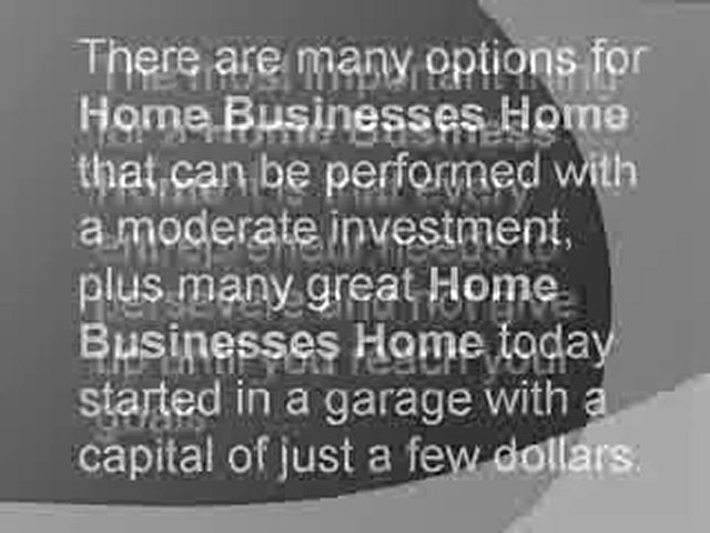 ALL  ABOUT  HOME BUSINESS  HOME
