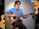 La guitare acoustico-percussive : fingerstyle picking et tap
