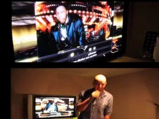 Cut Killer joue à Def Jam Rapstar de Def Jam Rapstar