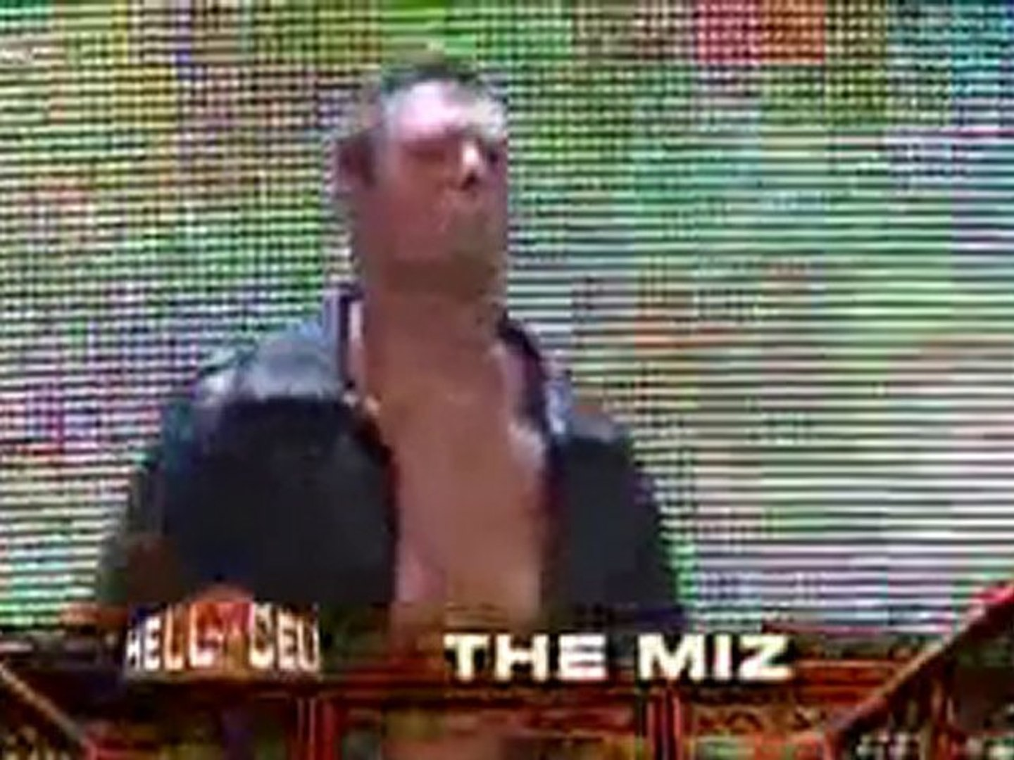WWE Hell In A Cell Part 1/10