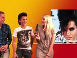Bravo Web TV - Andrea Renzullo parle de Tokio Hotel
