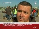 Retraites: Le mouvement continue! (Loire Atlantique)