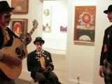 "Artist Mike Shine ""Flotsam's Wonder World"" - Warholian - 941"