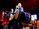 second solo des tambours japonais à Istanbul