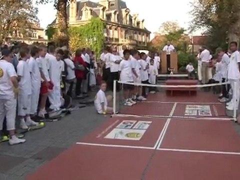 Roland-Garros à Gonesse en Plaine de France : La Finale