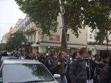 Manif lycéens Vichy