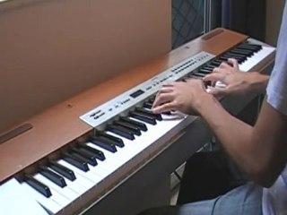 I will survive piano
