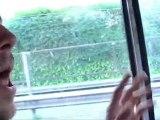 Daily OD+Amer Béton sont dans un camion ...
