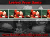 Letters Santa- Santa Letters