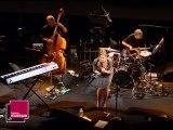 Jazz sur le vif : le quartette de Christine Flowers