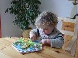 Mathys et son puzzle