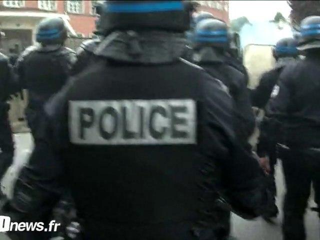 Enghien : Nouveaux incidents en marge du blocus du lycée
