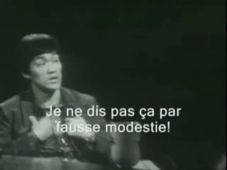 Vidéo de Bruce Lee