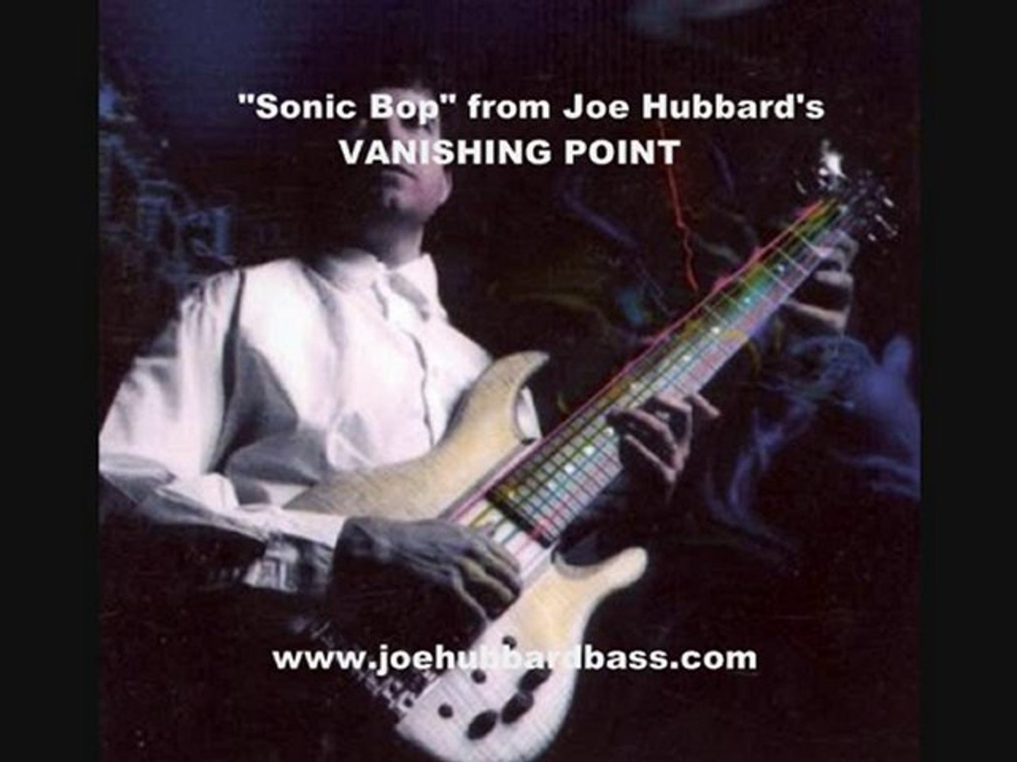 Joe Hubbard Bass Free Bass Guitar Book