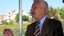 Alain Schmitz, président du conseil général des Yvelines