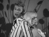 """Sylvie Vartan et Johnny Hallyday """" un cocktail pour deux"""""""