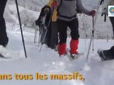 Les Accompagnateurs en Montagne (Raquette 1)