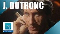 Interview jumeaux: Jacques Dutronc face à Jacques Dutronc | Archive INA