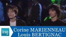 """Corine Marienneau et Louis Bertignac """"Les visiteurs"""" - Archive INA"""