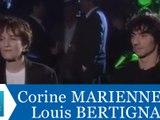 "23/06/1990 : Louis Bertignac et Corine Marienneau font la promo de l'album ""Rocks"""