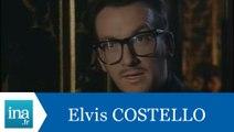 Elvis Costello répond à Elvis Costello - Archive INA